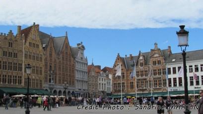 Brugge - La Grand Place