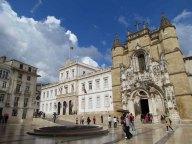 Coimbra - Eglise de Santa Cruz