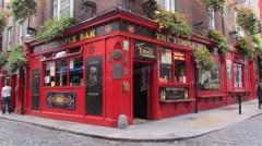 Dublin - Au hasard des rues, 'Temple Bar'