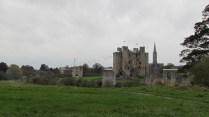 Dublin environ - Château à Trim