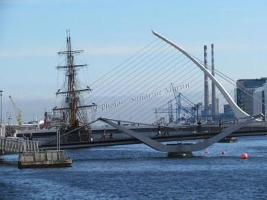 Dublin - Rivière Liffey, ponts