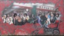 Galway - Au hasard des rues, graffitis
