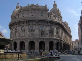 Gênes - Palazzo della Borsa (Piazza de Ferrari)