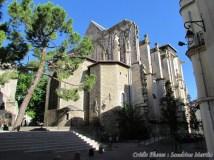 Hérault - Montpellier - Eglise Saint-Roch