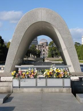 Hiroshima - Parc memorial de la paix