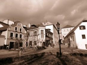 Jindrichuv Hradec - Au hasard des rues