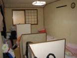 Kyoto - Auberge, le dortoir