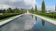Lisbonne - Belém - Jardin de Belém