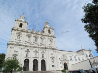 Lisbonne - Centre - Eglise St Vicente de Fora