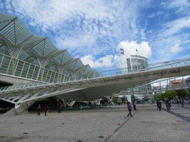 Lisbonne - Oriente - Parc das Naçoes - Centre commercial d'Oriente