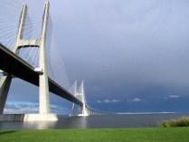 Lisbonne - Oriente - Parc das Naçoes - Pont Vasco de Gama