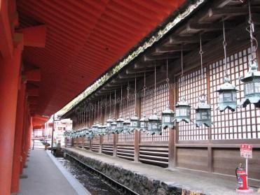 Nara - Sanctuaire de Kasuga Taisha