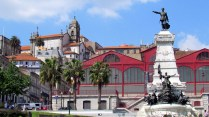Porto - Marché Ferreira Borges