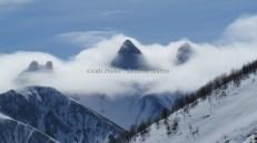 Savoie - Saint-Sorlin d'Arves - Les aiguilles d'Arves
