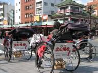 Tokyo - Asakusa - Au hasard des rues