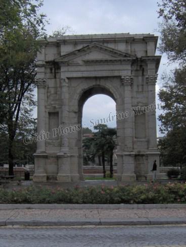 Vérone - Centre - Arc de Gavi