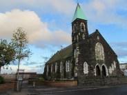 Belfast - Au hasard des rues, église