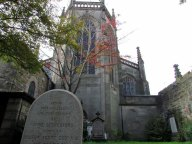 Edimbourg - Eglise Saint John