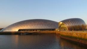 Glasgow - Rivière Clyde, Musée des sciences