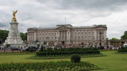 Londres - Westminster - Buckingham Palace