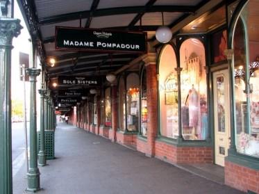 Melbourne - Au harsard des rues - Queen Victoria market