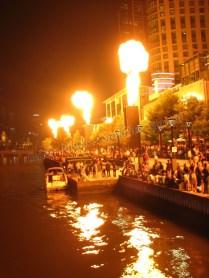 Melbourne - Casino, fireworks