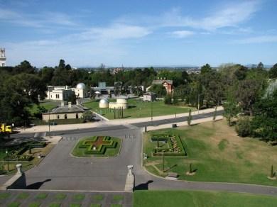 Melbourne - Depuis le Memorial