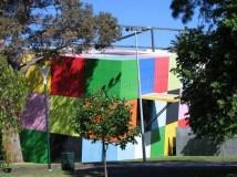 Melbourne - Parc 'Carlton garden', musée