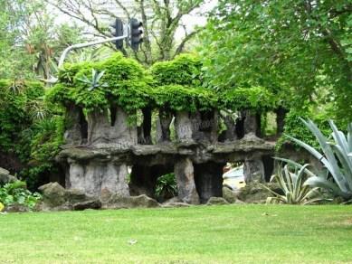 Melbourne - Parc 'Queen Victoria Garden'