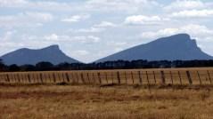 Sud Victoria - Mount Rouse, sur la route