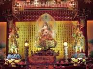 Chinatown - Temple 'Relique de la dent du bouddha