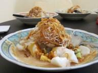Jakarta - Spécialité culinaire 'Ketoprak'