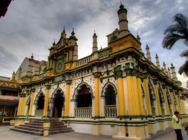 Little India - Mosquée Abdul Gafoor