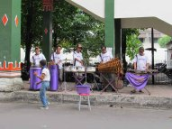 Yogyakarta - Au hasard des rues, musique