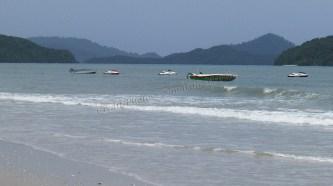 Ile Langkawi - Pantai Cenang - Plage