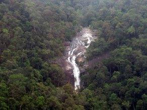Ile Langkawi - Téléphérique - Chute d'eau
