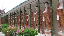 Ile Penang - Environs de Georgetown - Temple Kek Lok Si