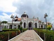 Ile Penang - Georgetown - Mosquée Kapitan Kelling