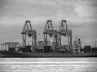 Ile Penang - Georgetown - Vue sur la mer - Butterworth