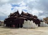 Lac Inle - Temple 'Shwe Yan Pyay'