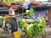 Mandalay - Marché aux fleurs