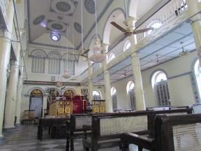 Yangon - Synagogue 'Moseah Yeshua'