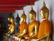 Bangkok - Ile de Rattanakosin - Temple 'Wat Pho'