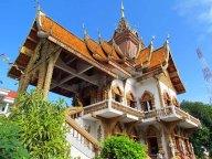 Chiang Mai - Temple 'Wat Buppharam'