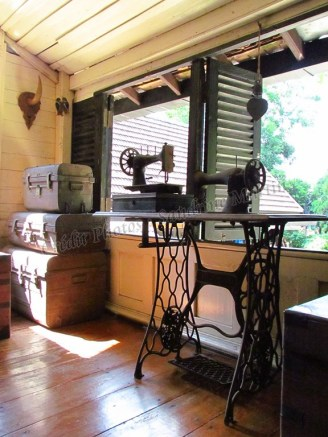 Lampang - Maison en Teck 'Ban Sao Nak', intérieur