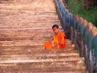 Huay Xai - Temple 'Wat Jom Khao Manilat'