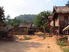 Parc national Nam Ha - Village 'Nalan Neua' - Eco-Lodge