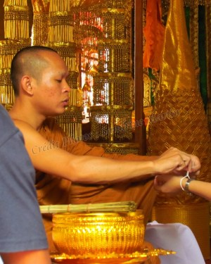 Vientiane - Temple 'Vat Simuang'