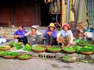 Hoï An - Vieux quartier, marché