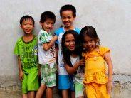 Phan Thiet - Au hasard des rues, rencontre avec les habitants de la maison